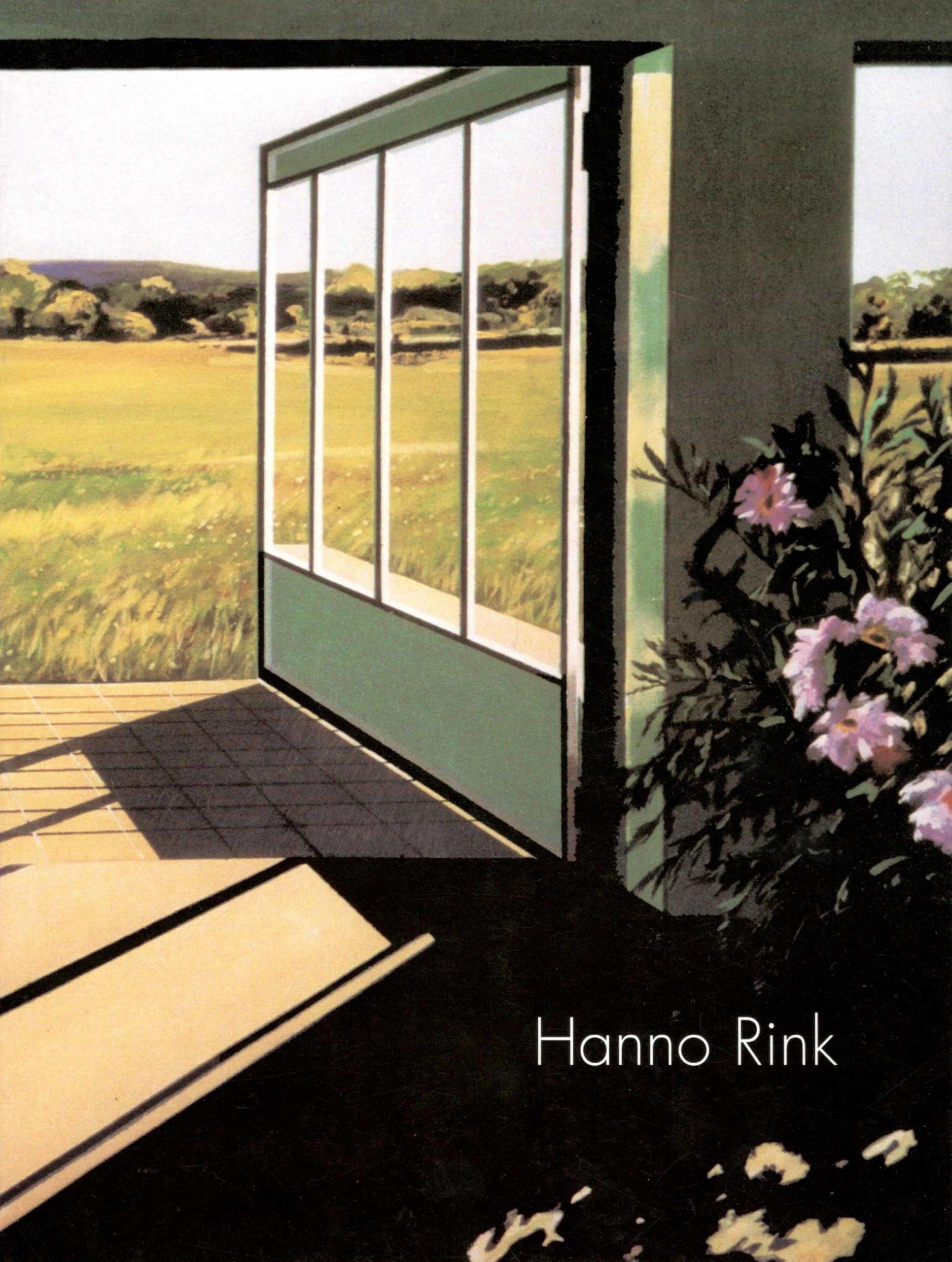 Hanno Rink - Bilder über Bilder (Cover)