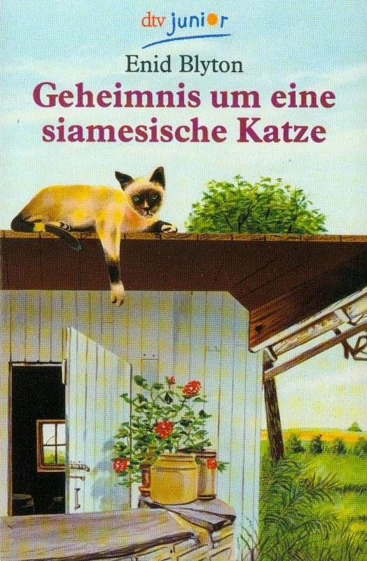 Geheimnis um eine siamesische Katze © Hanno Rink