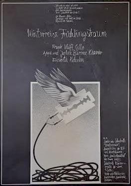 Musikerveranstaltung für Frank Wolf | Frankfurt | 1976