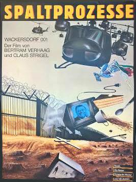 Filmplakat Wackersdorf | 1985