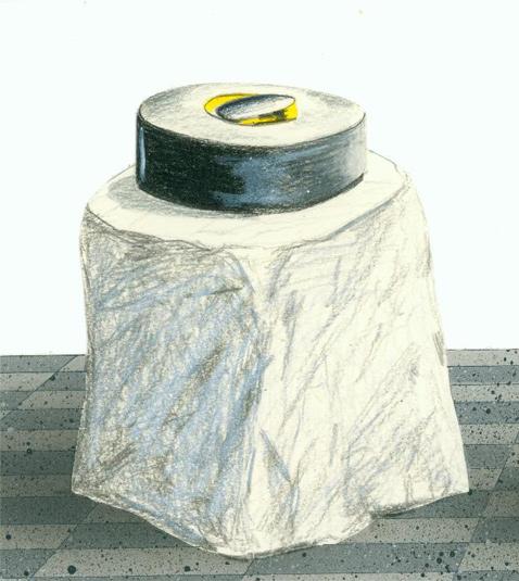 Balance, Kinetisches Objekt © Hanno Rink