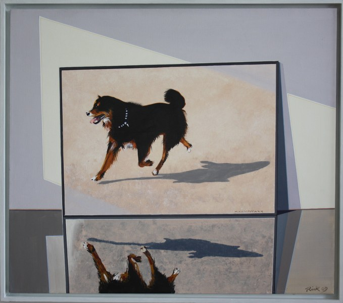 Happy dog running | 2010 © Hanno Rink
