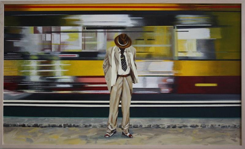 Als Miles Davis die Sbahn versäumte | 2016 © Hanno Rink