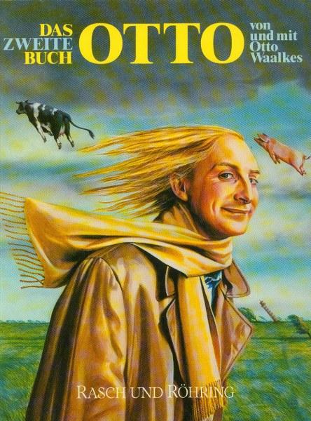 Das Zweite Buch Otto, Gestalter, 1984 © Hanno Rink